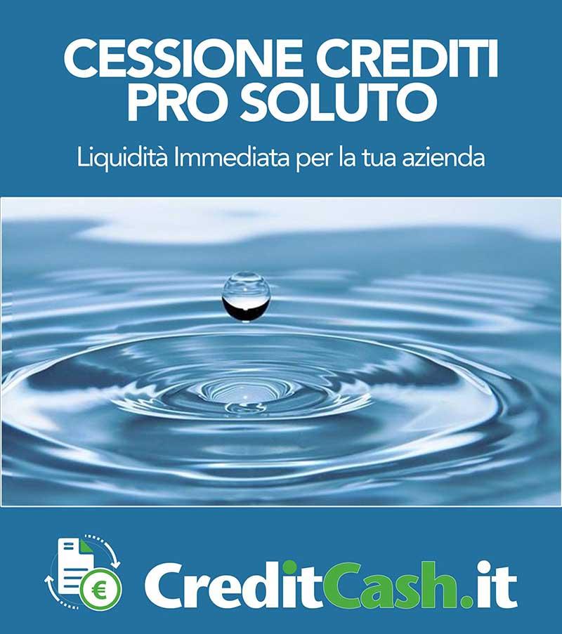 Cessione Crediti Pro Soluto per ottenere liquidità immediata alle imprese