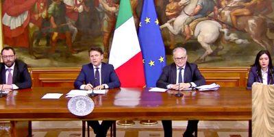 Decreto Liquidità Aprile Governo Italiano Per Aziende