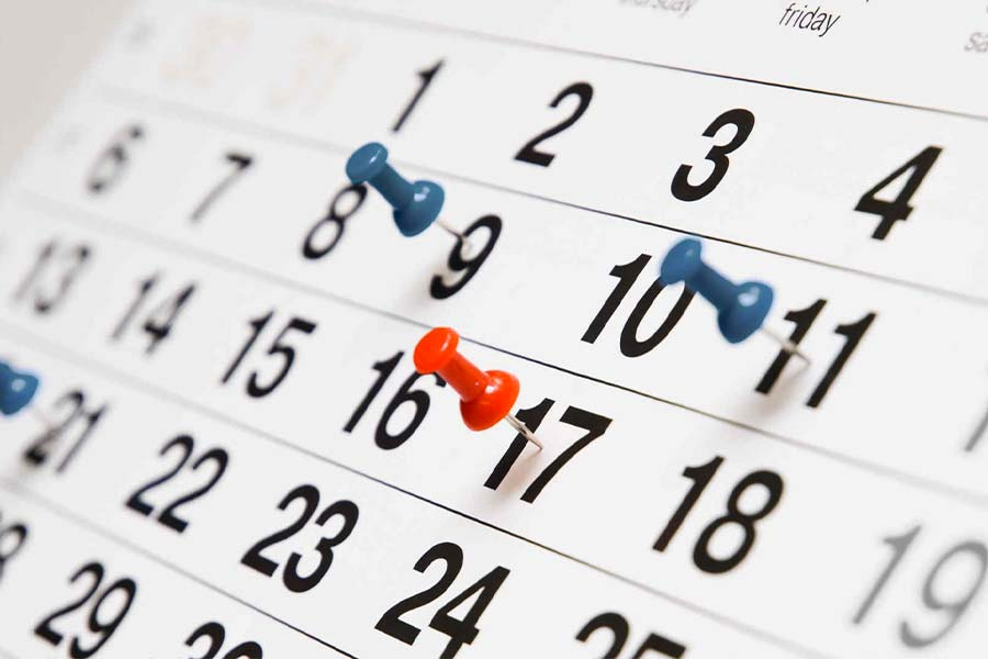 Calendario Dei Termini Di Pagamento Fatture Pa
