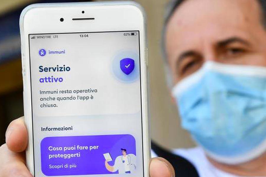 Sviluppo applicazione Immuni previsto dal decreto Ristori