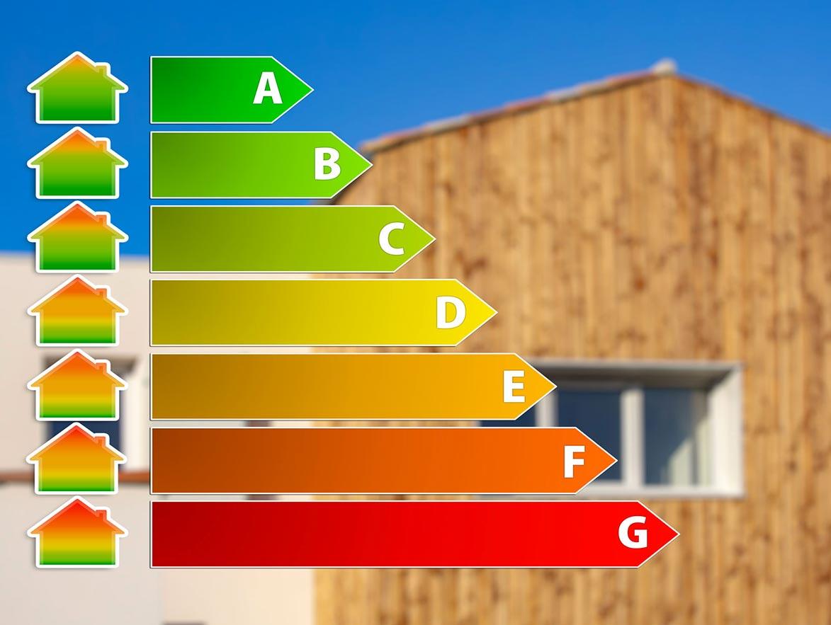 Classi di efficienza energetica previste dal Superbonus