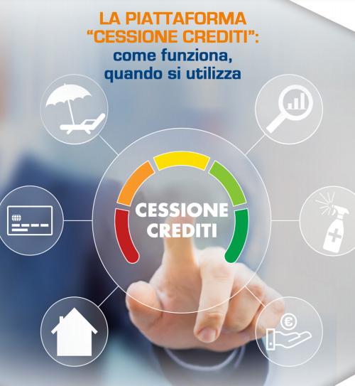 Nuova piattaforma per la comunicazione cessione del credito agenzia delle entrate