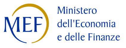 Logo ufficiale MEF - Ministero dell'Economia e delle Finanze