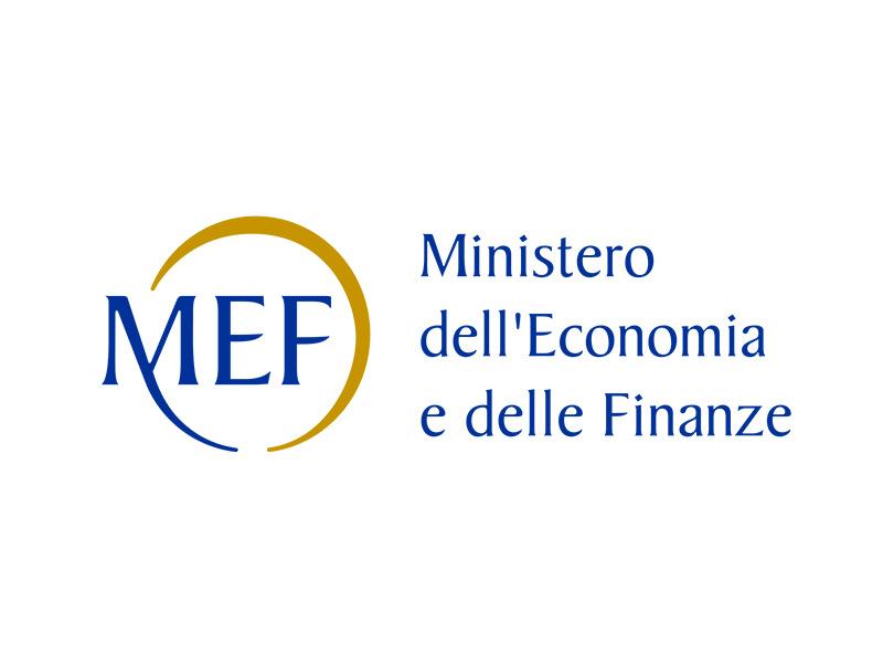 PPC Ministero Dell'economia E Delle Finanze Logo Ufficiale